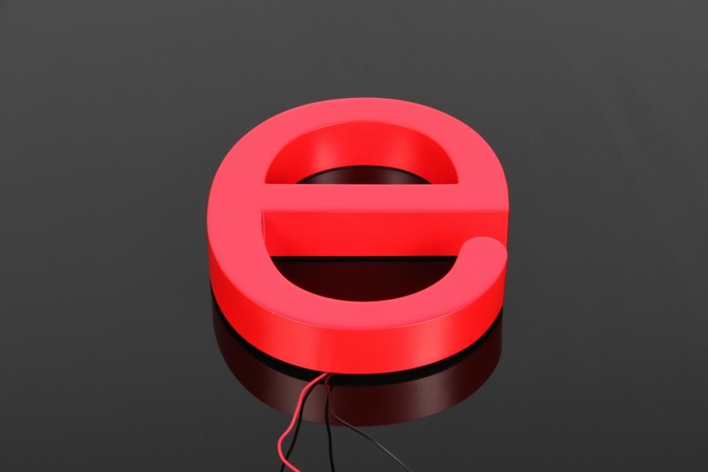 Epoxy Latters Led Epoxy Sign Led Epoxy Resin Channel
